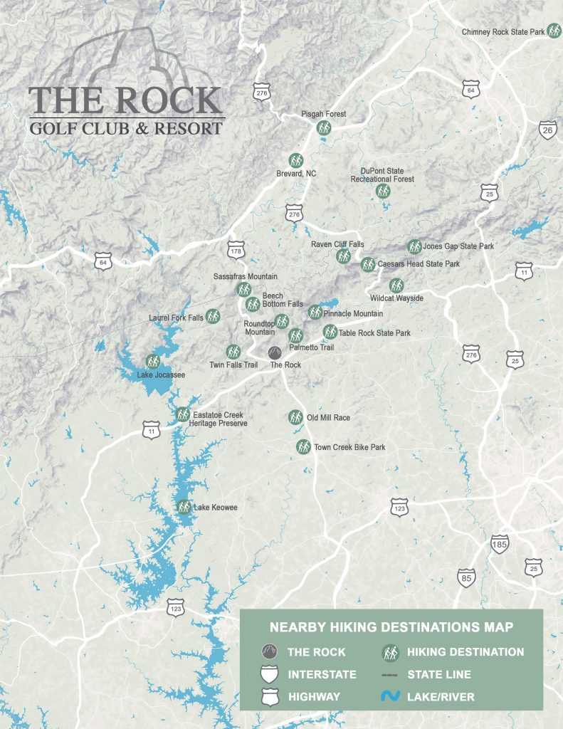 The Rock Golf Club and Resort Local Excursion Destinations